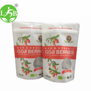 Zipper Food Packaging Bag