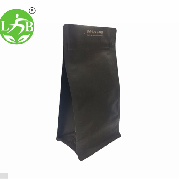 Foil Lined Kraft Paper Bag