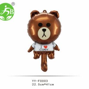 Bear Style Balloon