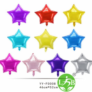 Balloons decorate party