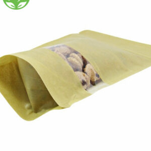Kraft Rice paper pouch