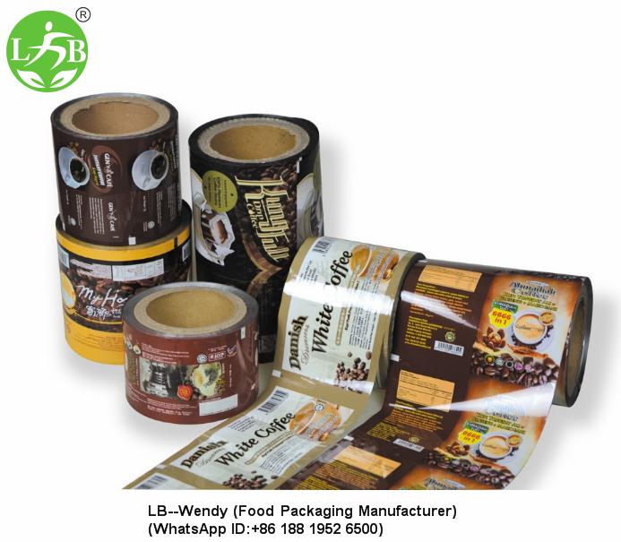 Easy Tear Food Plastic Film