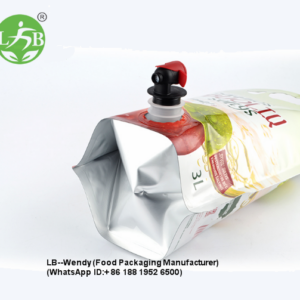 BIB Red Wine Liquid Pouches